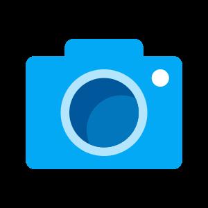 Icono - Cámara de fotos - Comunicación Online · Prótesis S.A. · Laboratorio de Prótesis Dentales