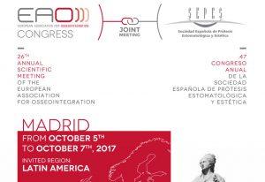 Congreso EAO & SEPES - 2017